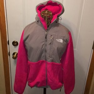 North Face jacket L
